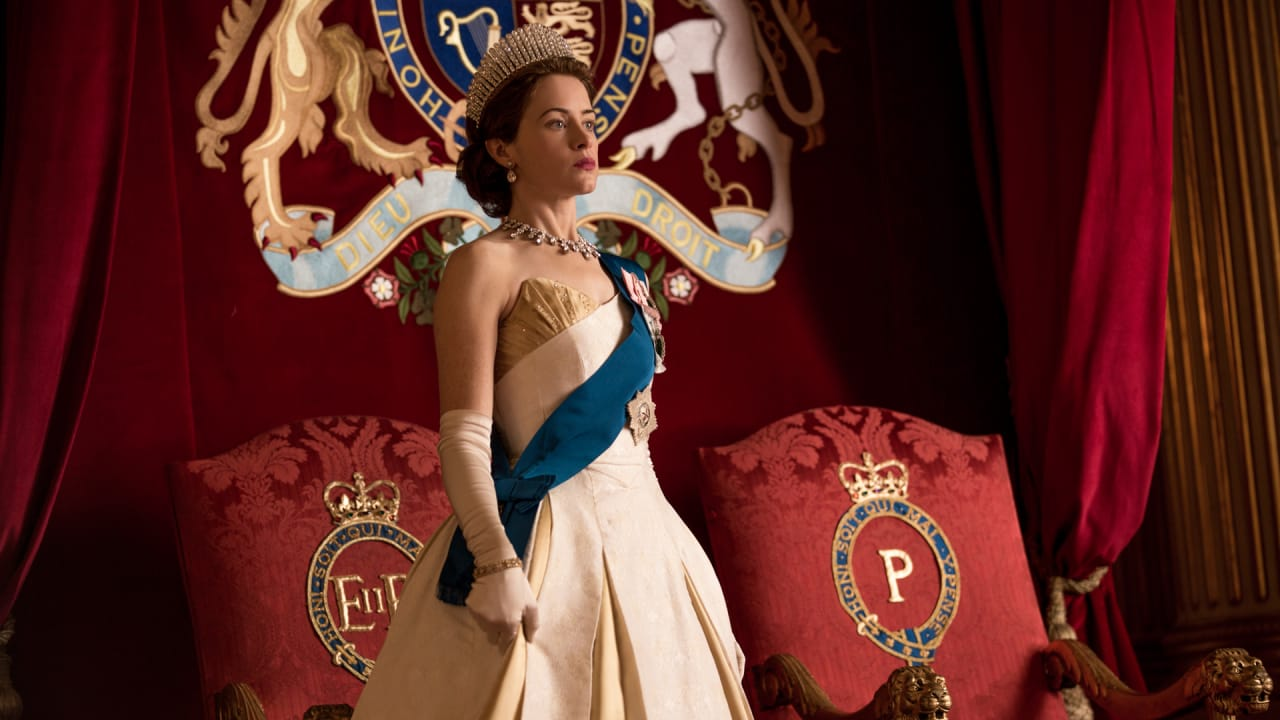 People who watch             The Crown             are different than other Netflix users in two ways
