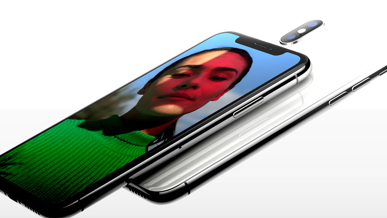 The iPhone X Gave Up On Touch ID, But Fingerprint Sensors