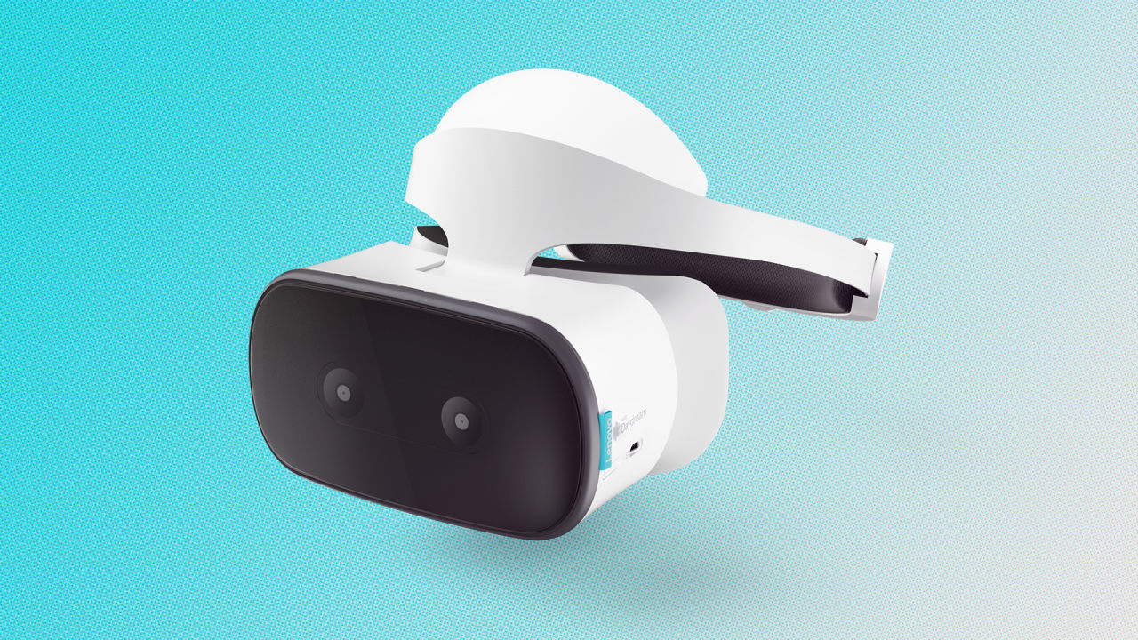 e783e5be16a2 Google And Lenovo Unveil The First High-Quality Stand-Alone VR Headset