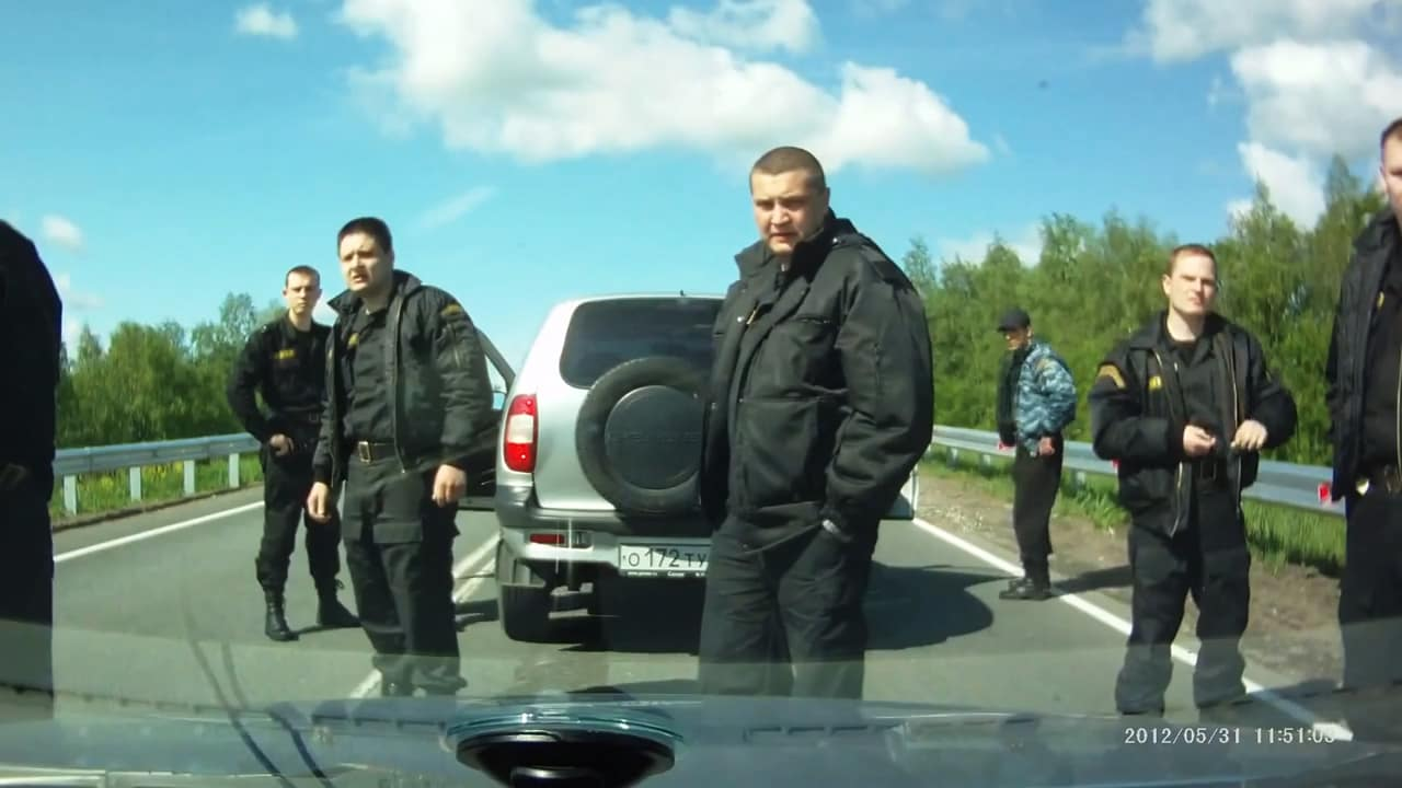 someone made a documentary about those insane russian dash cam