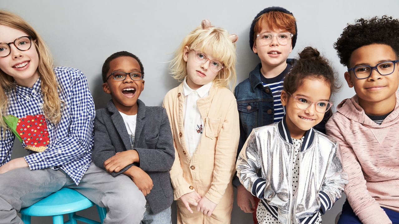 Warby Parker is piloting kids' glasses to cultivate tomorrow's hipsters today