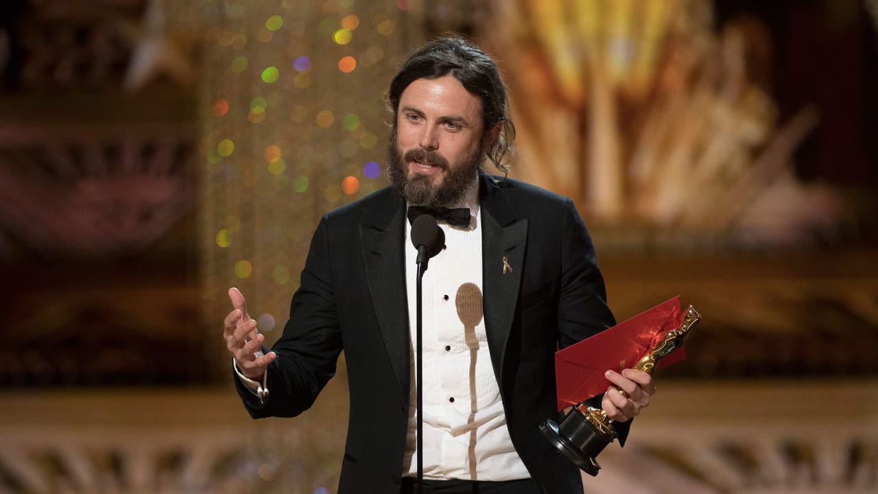 Casey Affleck bows out of presenting at the Oscars, amid