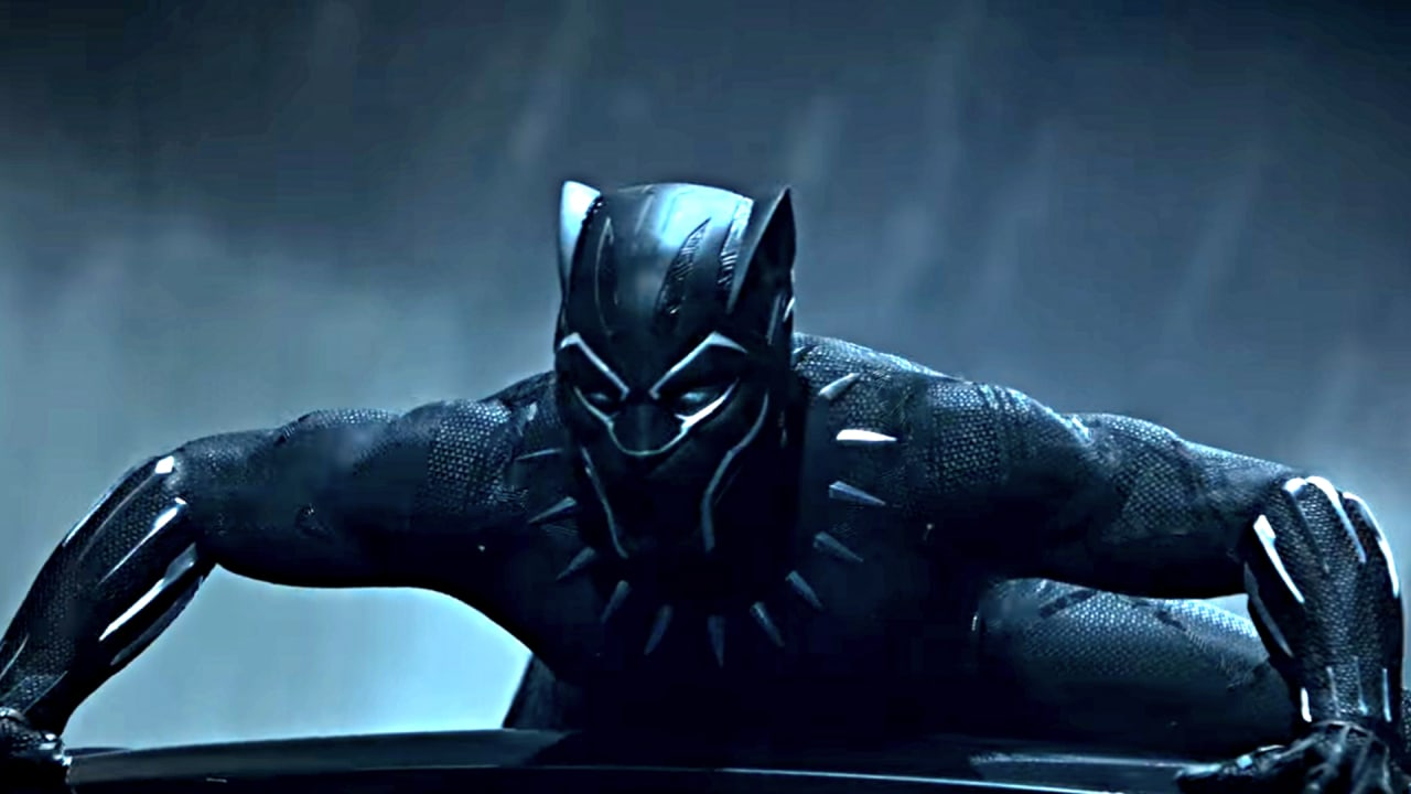 Lexus Teams With Black Panther For Marvel Themed Super