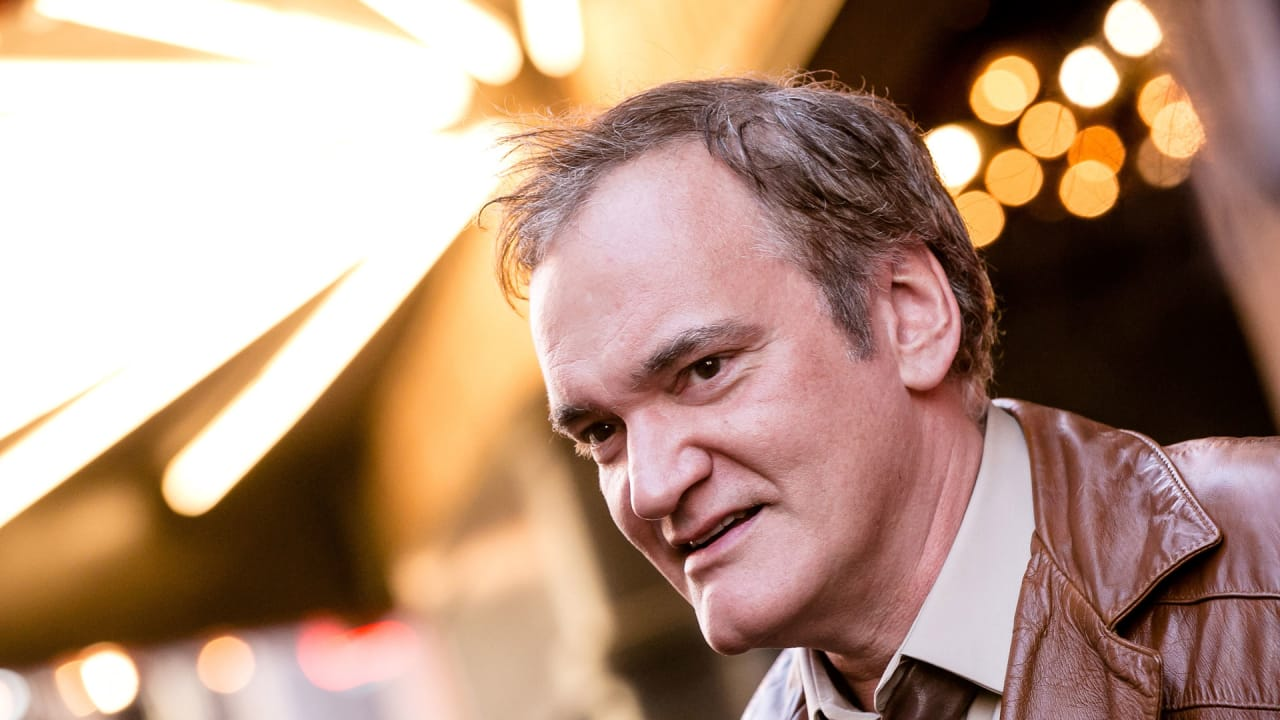 Quentin Tarantino is not Happy He's 'Taking the Heat' for that Uma Thurman NYT Story