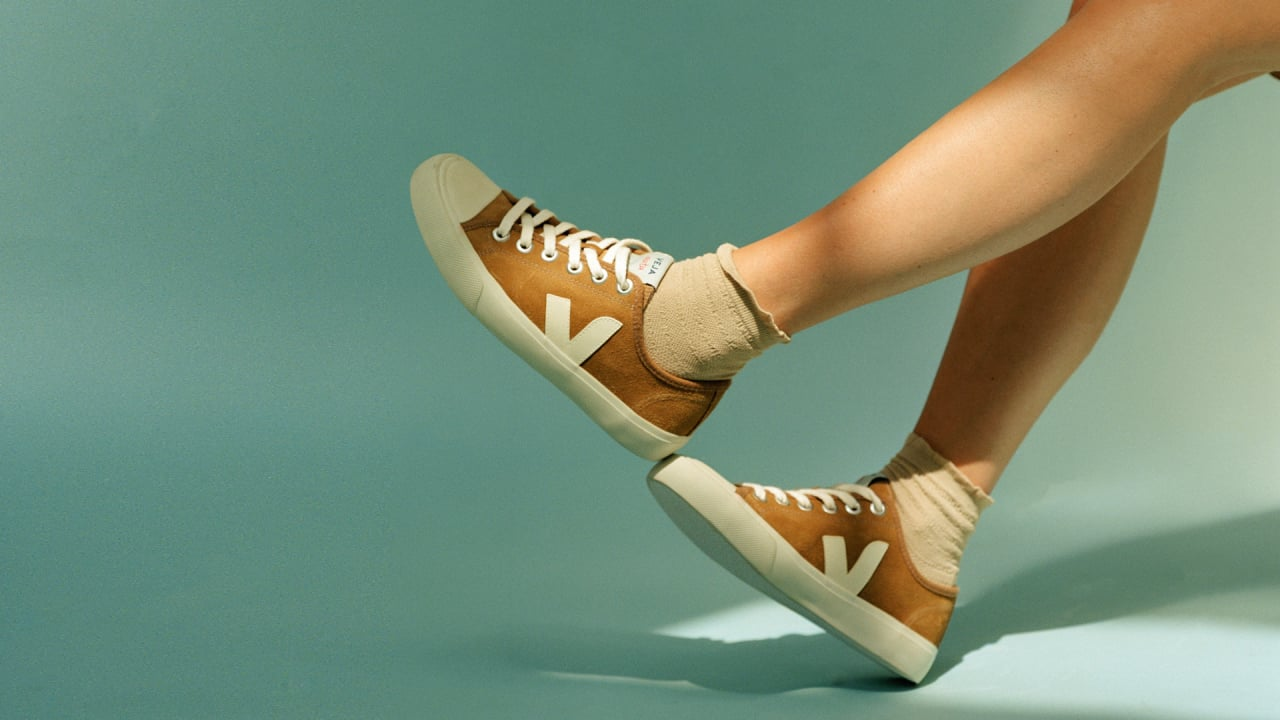 Veja Wants to Make the Most Sustainable Sneaker in the World