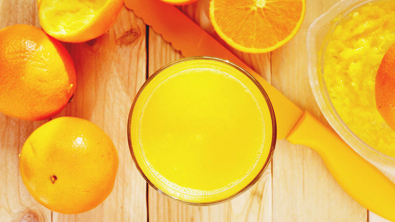 Orange Juice won't Save You from the Flu, but the Flu May Save Orange Juice