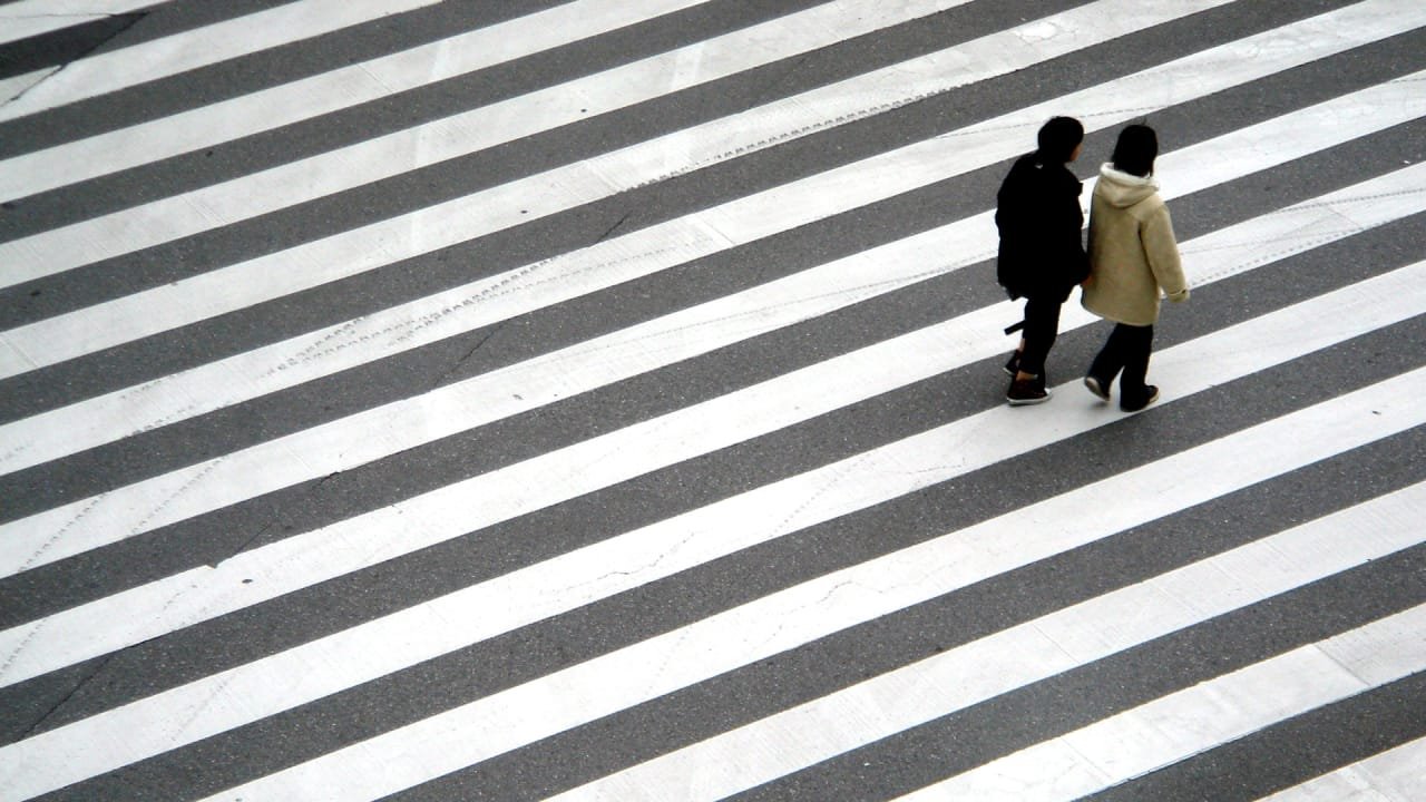 Tickets By Text Face Recognition Used To Target Jaywalkers