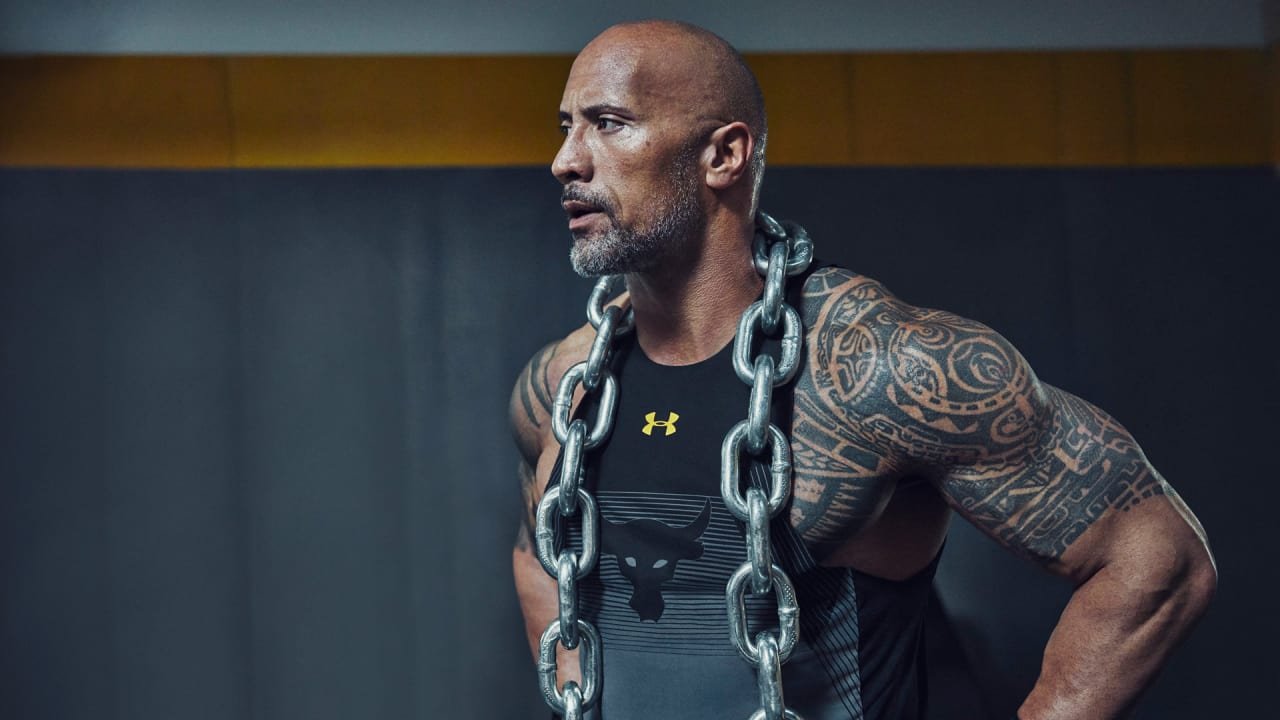 Dwayne Johnson Sweats Out His Origin Story In New Under