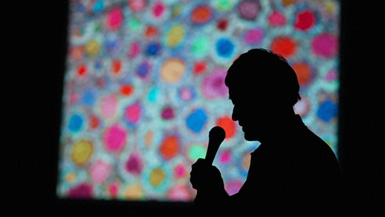 How Not To Let All Those Blank Stares Derail Your Talk
