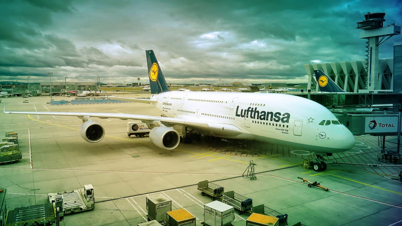 Lufthansa is pushing ahead to transform your face into a boarding pass