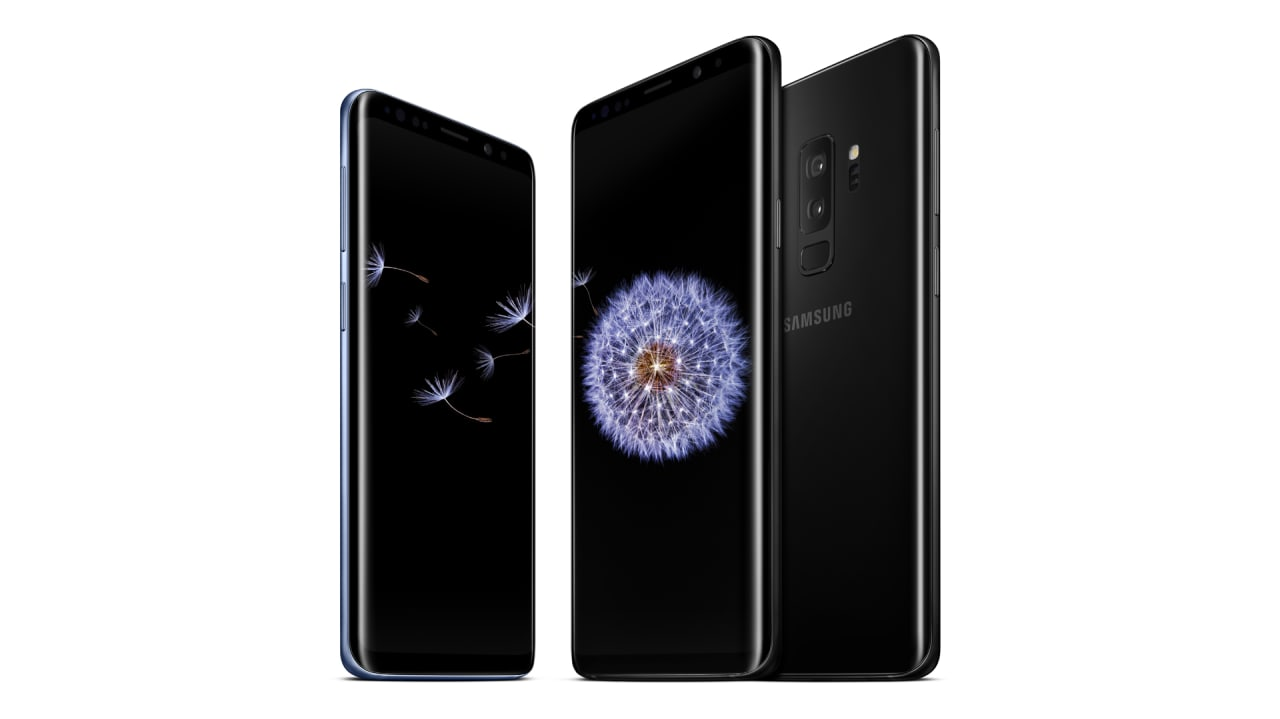 Samsung's Galaxy S9+: Once Again, The Hardware Is The Highlight