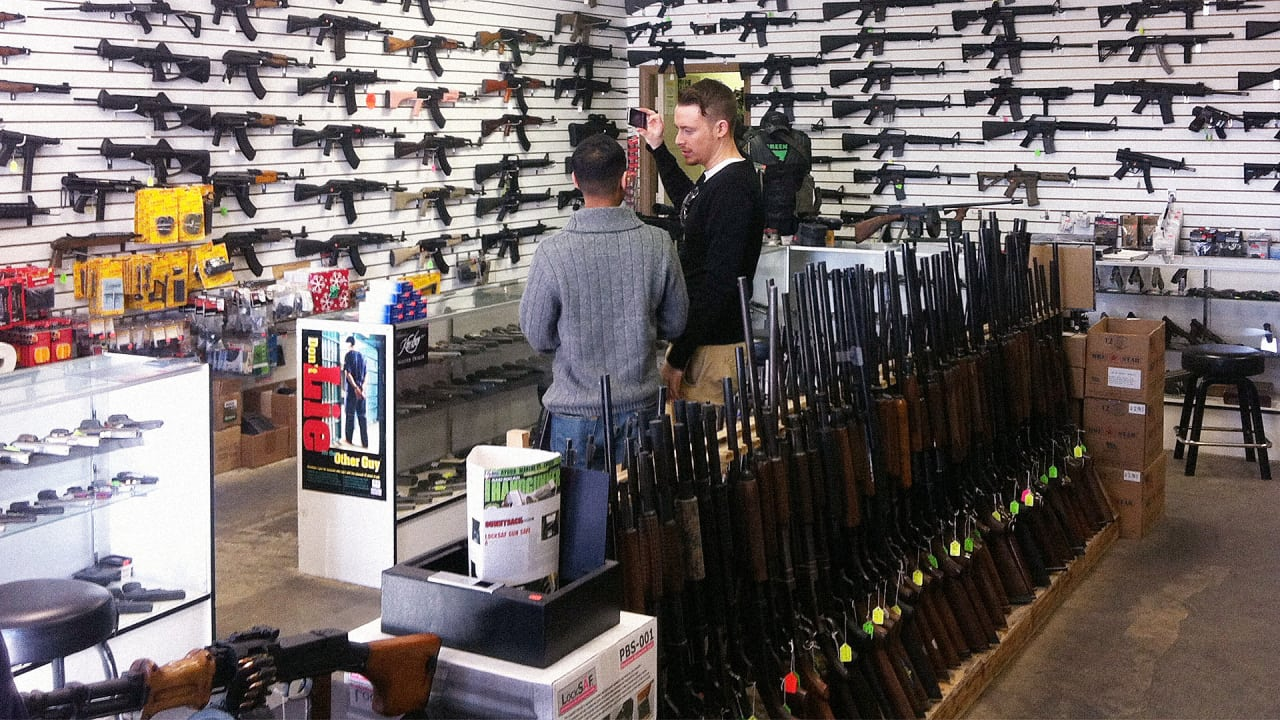 Steps To Buying A Gun In Japan: 13  In The U S ? Just 2
