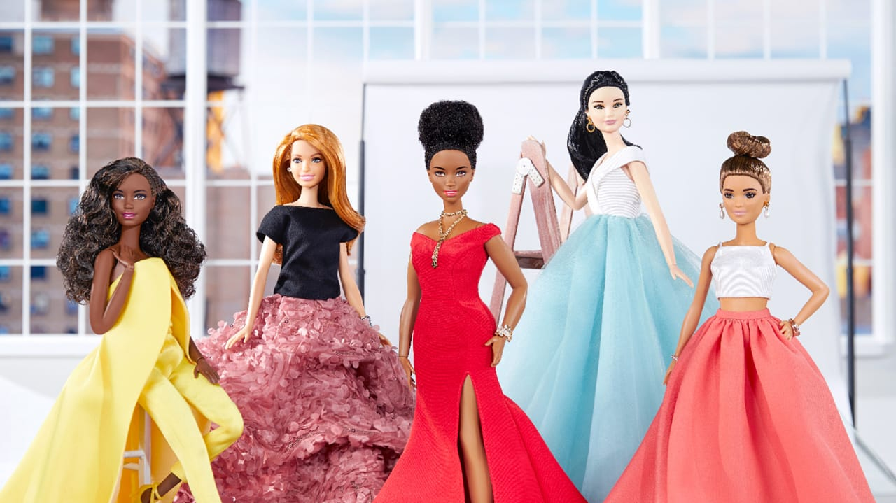 Barbies 17 New Skinny Dolls Are Not The Role Models Girls Need