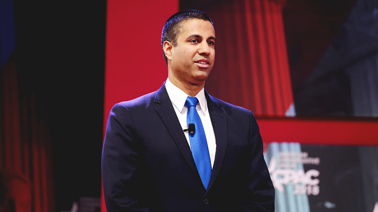Critics on the Left and Right Say Ajit Pai's FCC is Hurting Poor People
