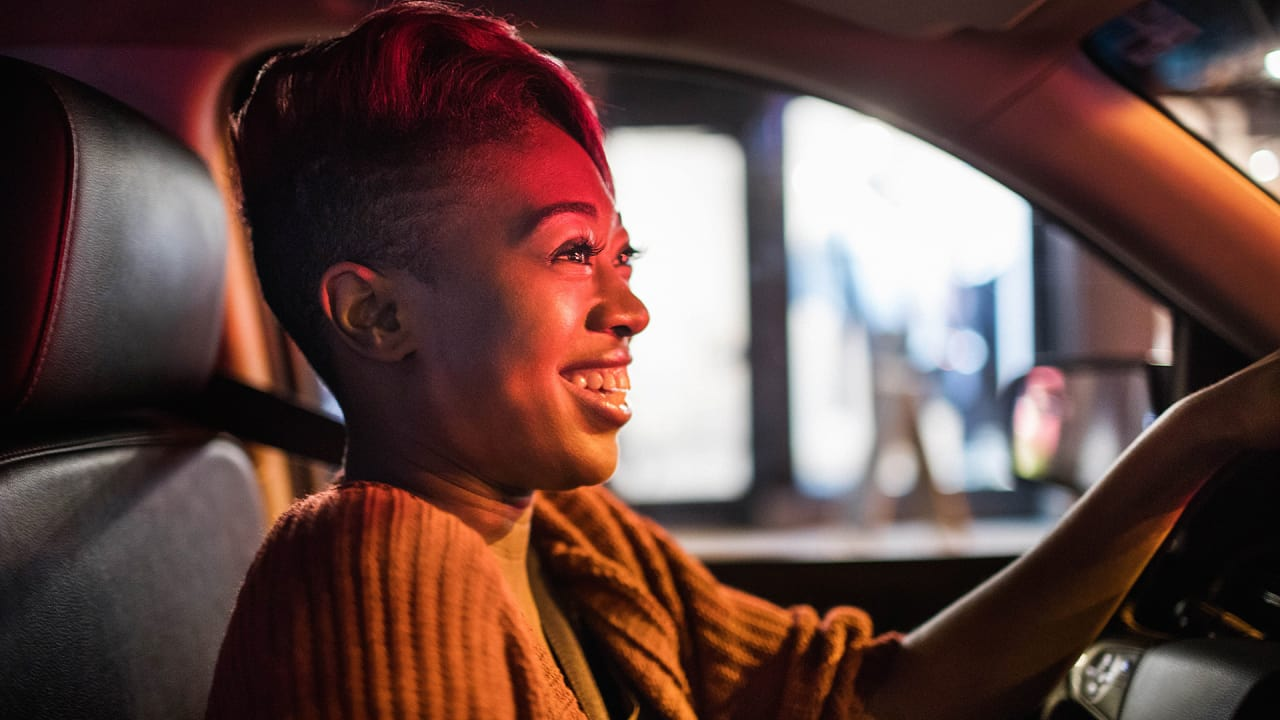 Lyft dramatically grew its active driver numbers in 2017