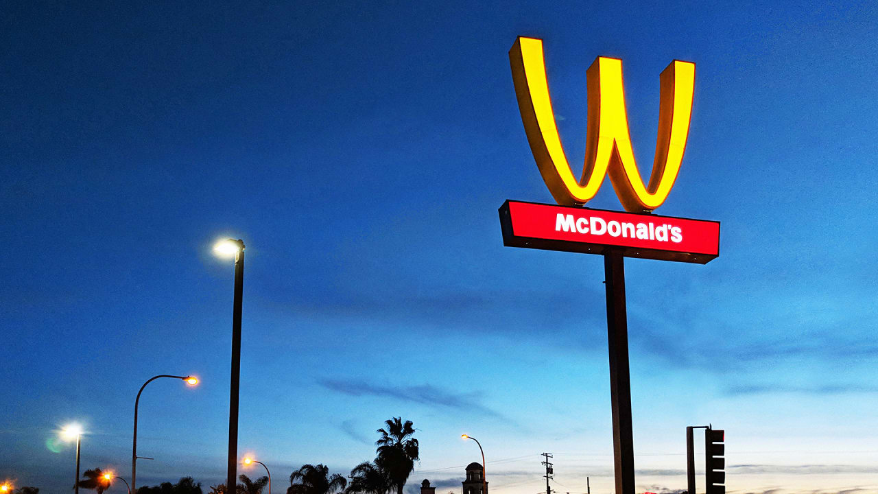 McDonald's Is Flipping The Golden Arches For International Women's Day