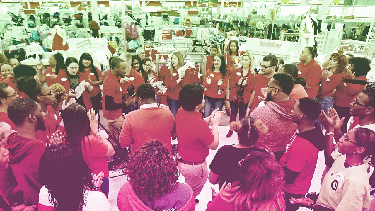Target employees are getting a pay bump as starting wage
