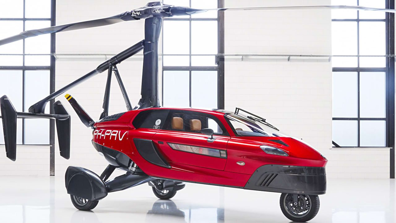 Flying Cars For Sale: The World's First Flying Car You Can Buy Is Now On Sale