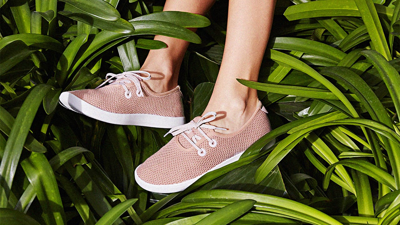 fb145c0a Allbirds Just Invented Summertime Sneakers That Are Actually Made Out