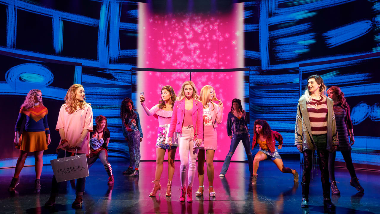 """Here's Why """"Mean Girls"""" Crushes It As A Broadway Musical—And"""