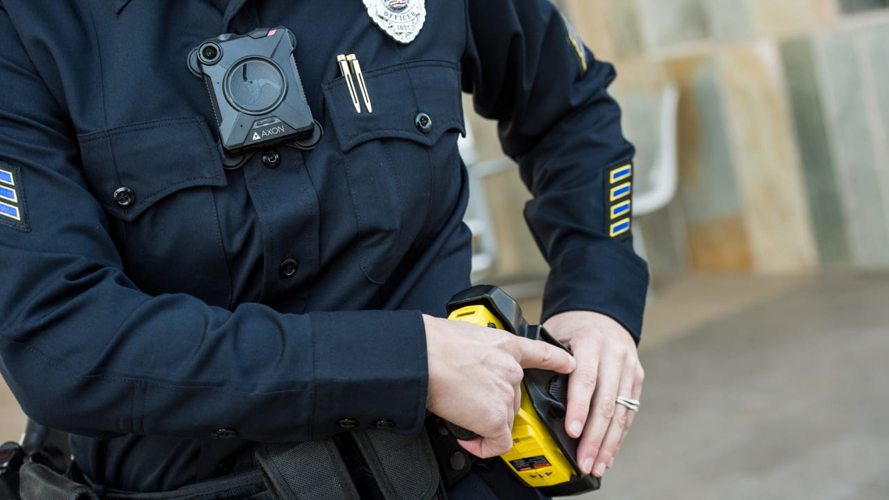 Cop cameras can track you in real-time and there's no