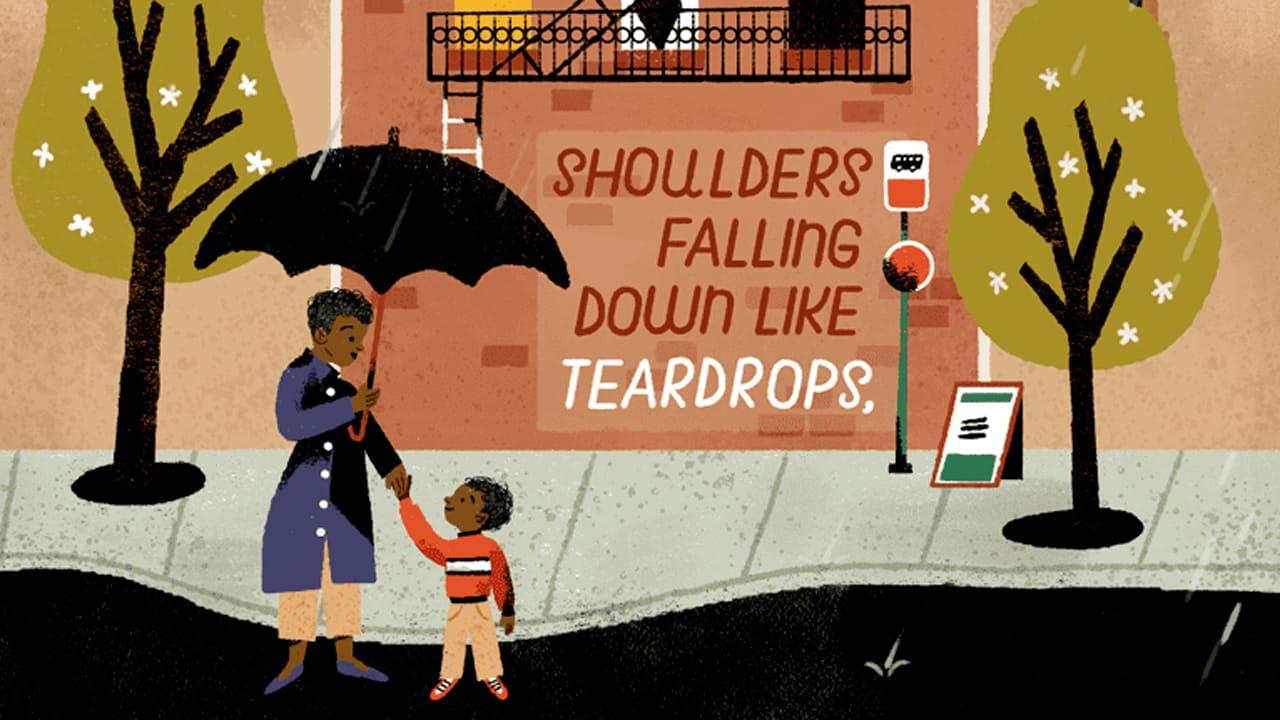 Image result for Maya Angelou google doodle