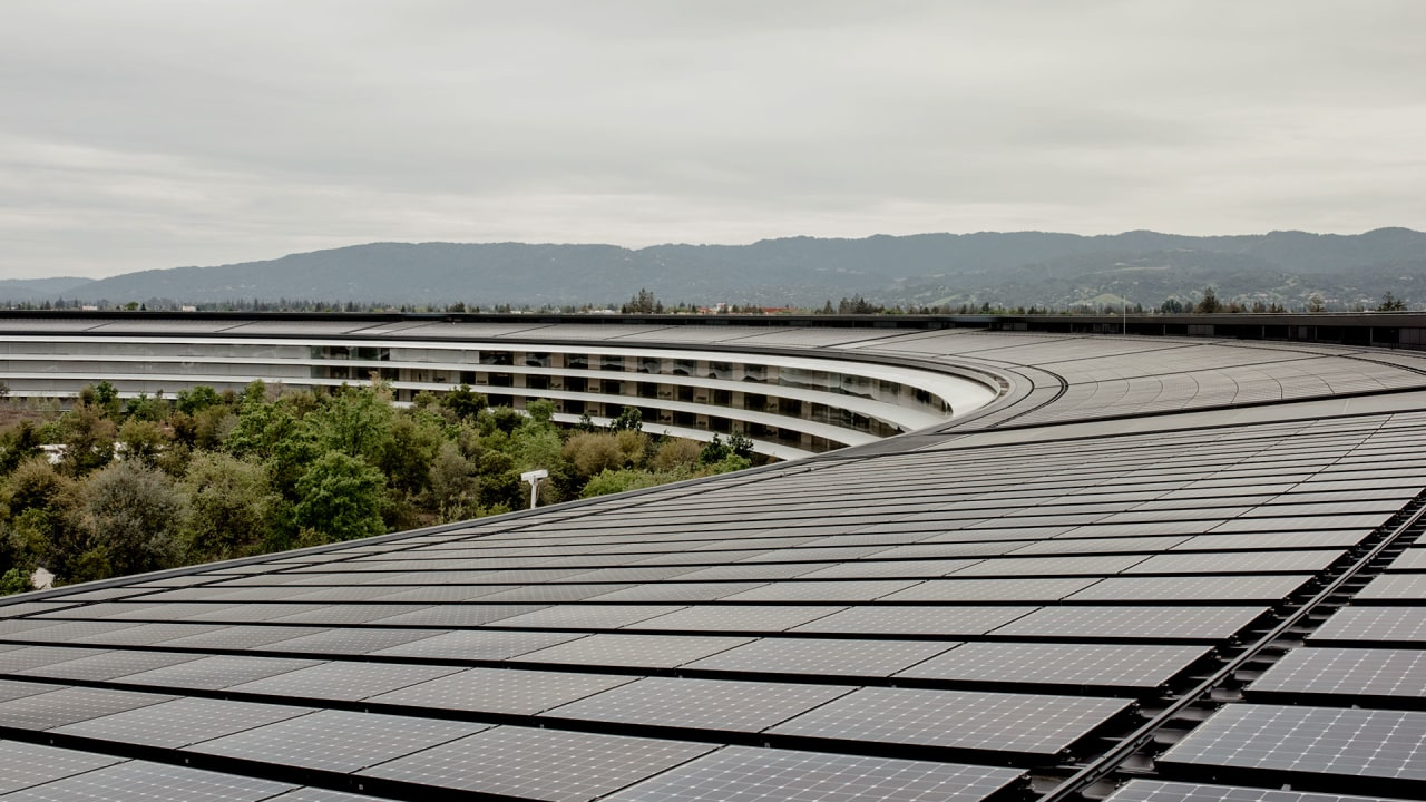 Apple Now Runs On 100% Green Energy, And Here's How It Got There
