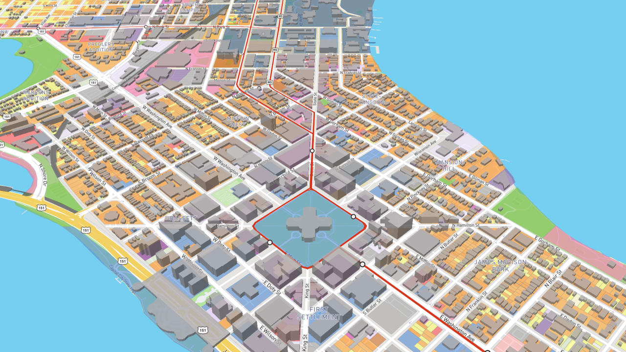 This SimCity-Like Tool Lets Urban Planners See The Potential Impact Of
