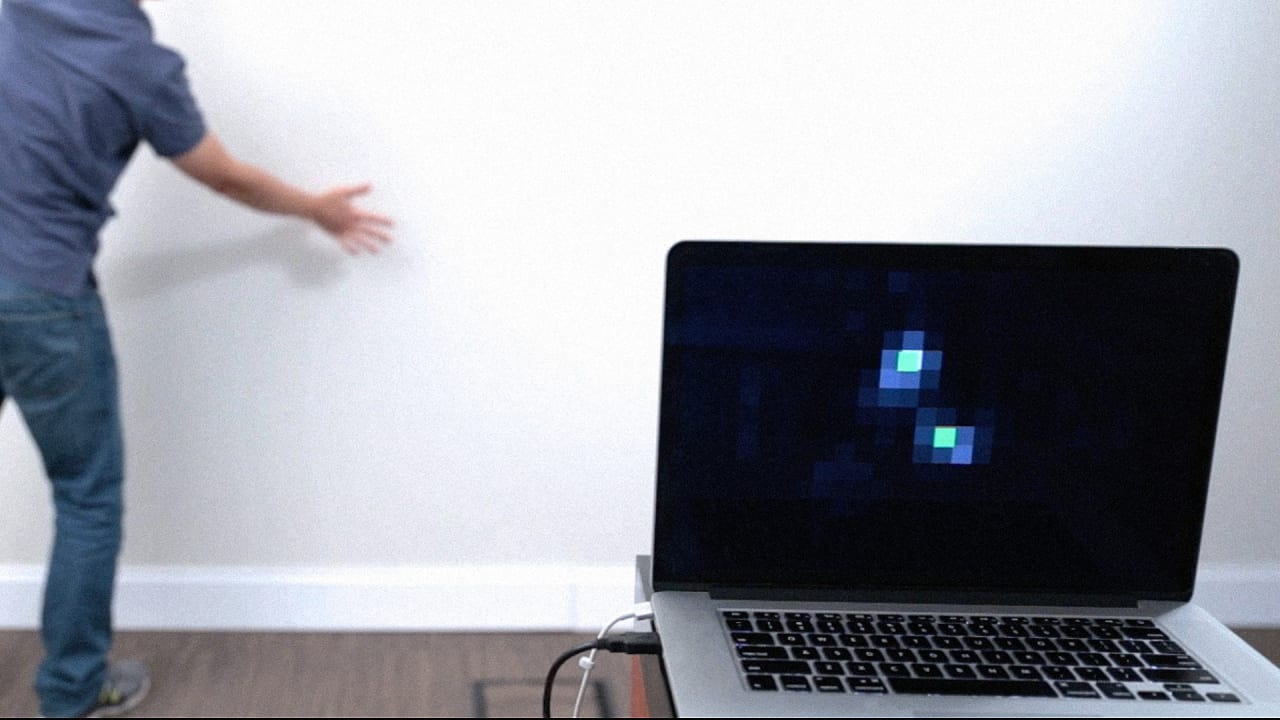 Turn Your Wall Into A Touch Screen For $20