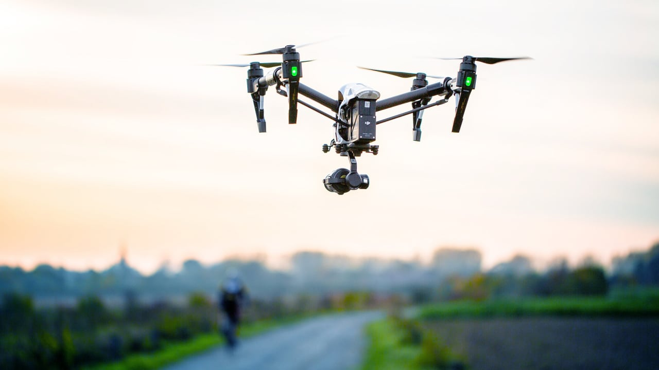 Flying drones legally gets easier in much of the U.S. today