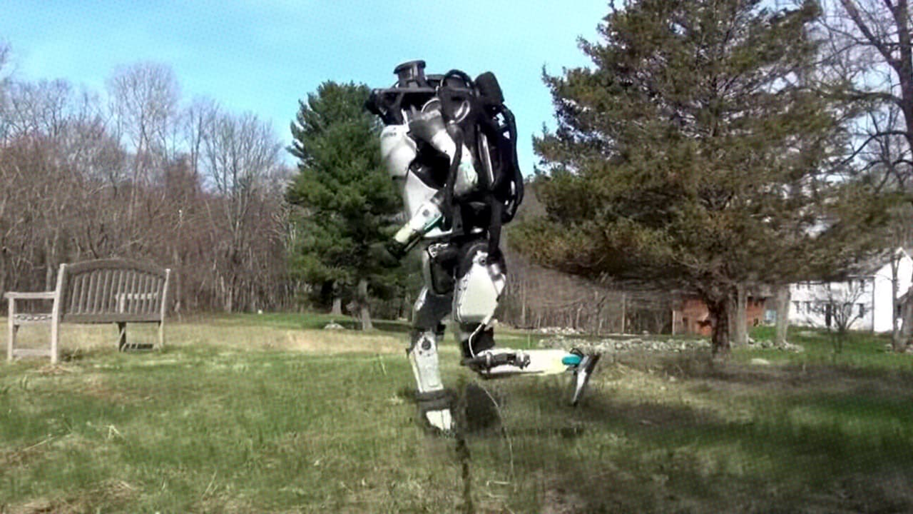 Stunt robots will perform tricks too dangerous for humans