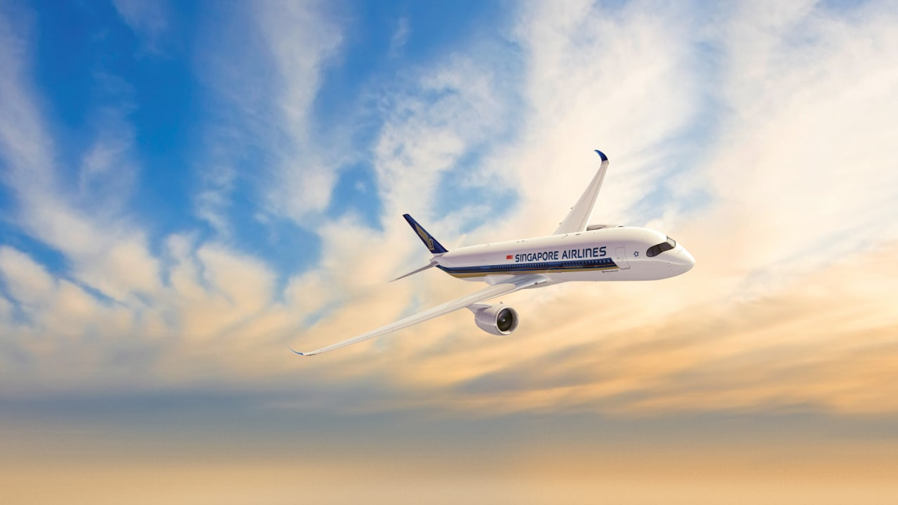 Singapore Airlines announces take-off of world\'s longest commercial fl