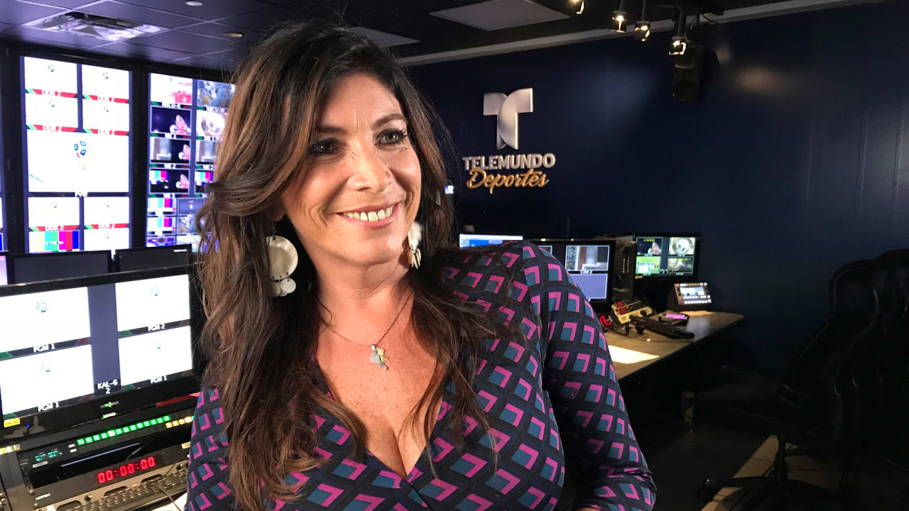 Viviana Vila was fired off TV in 2016  Now she's calling the