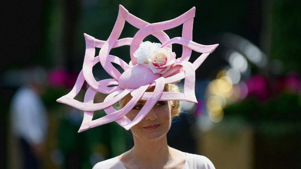 "The real reason fancy British hats are called ""fascinators"" 1c9f9da8202"