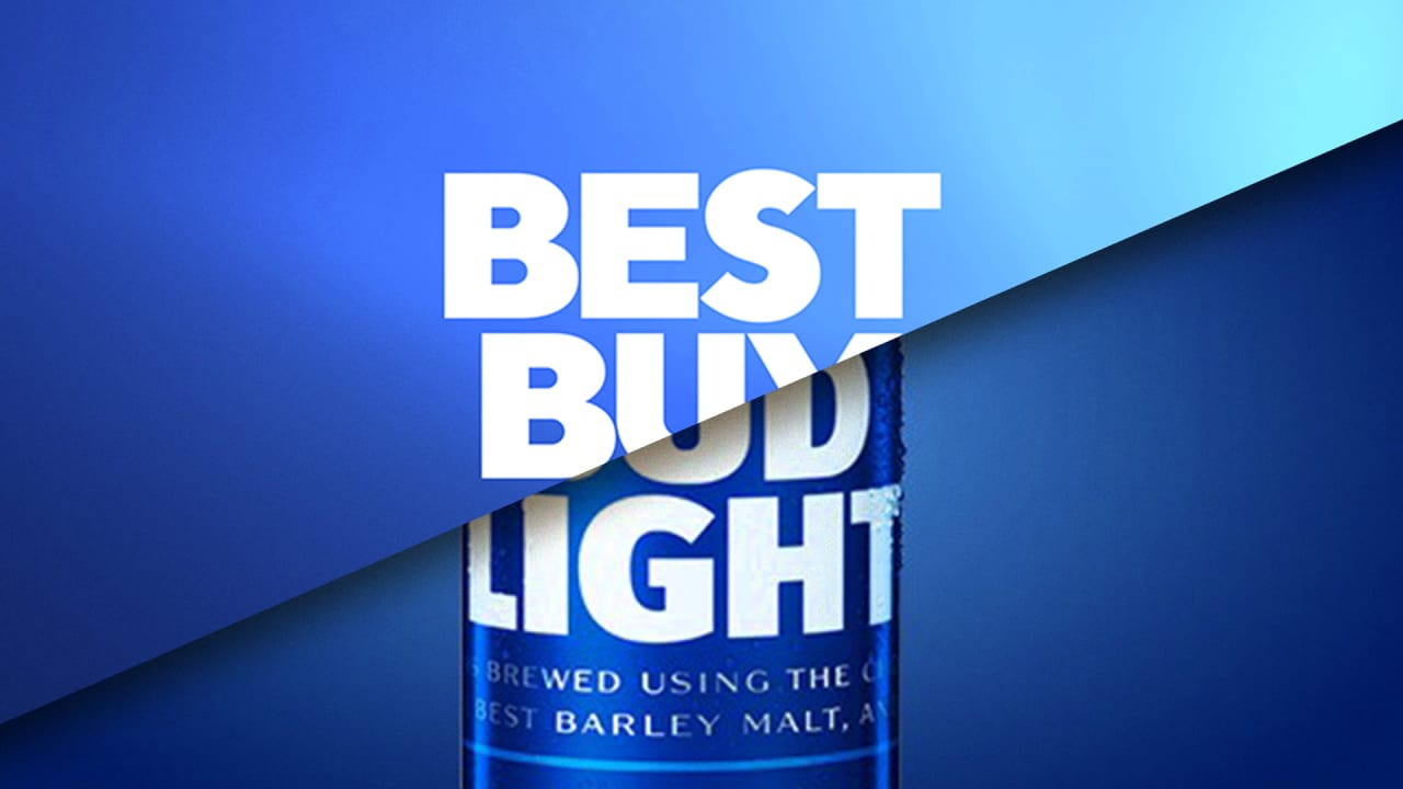 Best Buy Kills Its Iconic Logo And Embraces Light Beer