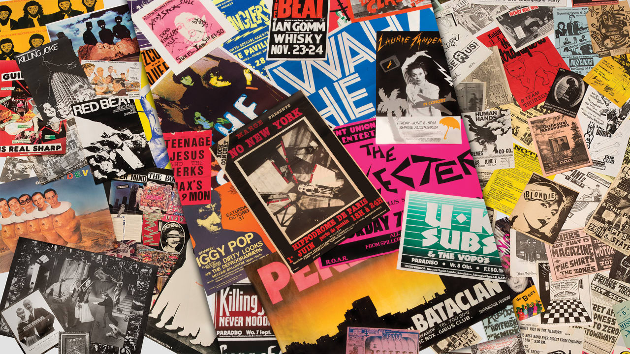How punk rock changed the course of design history