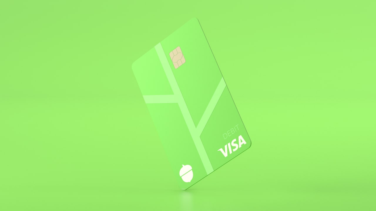 this debit card looks and acts like nothing else in your wallet