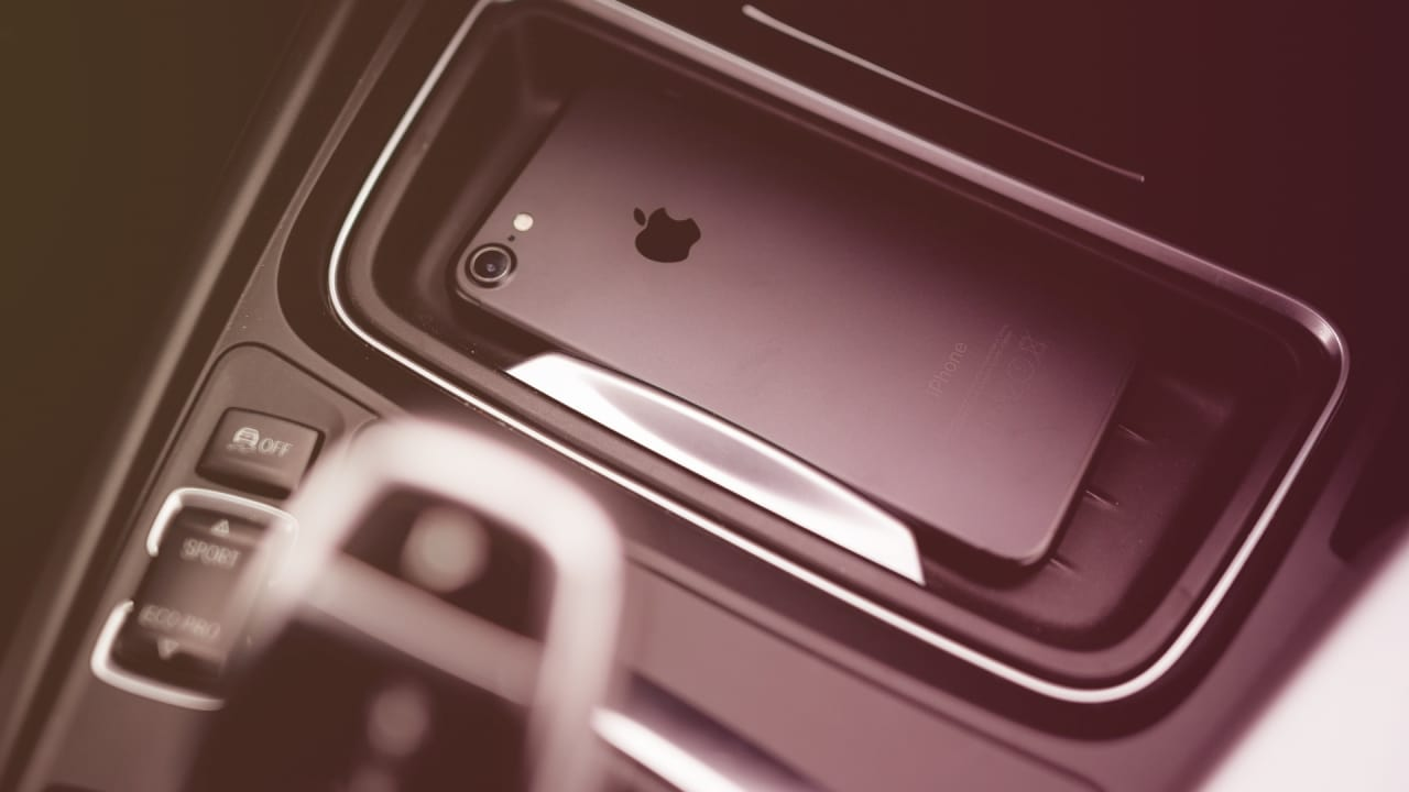 Apple Wants Your Iphone To Replace Your Car Keys