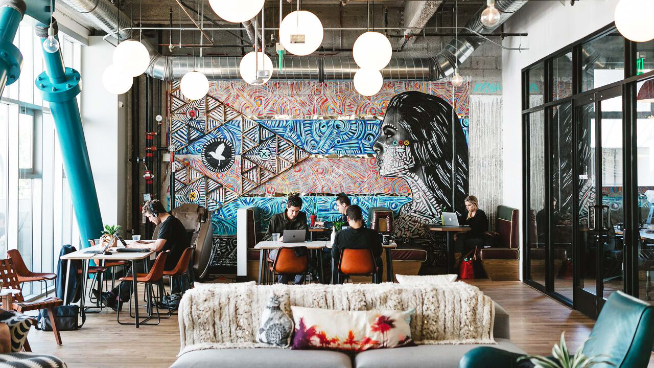 As WeWork expands globally, so does its revenue