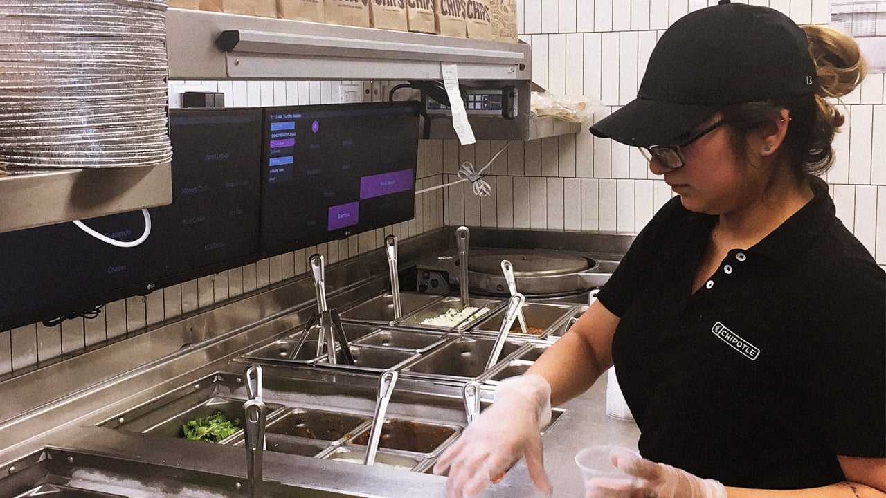 Chipotle Is Quietly Staging A Comeback