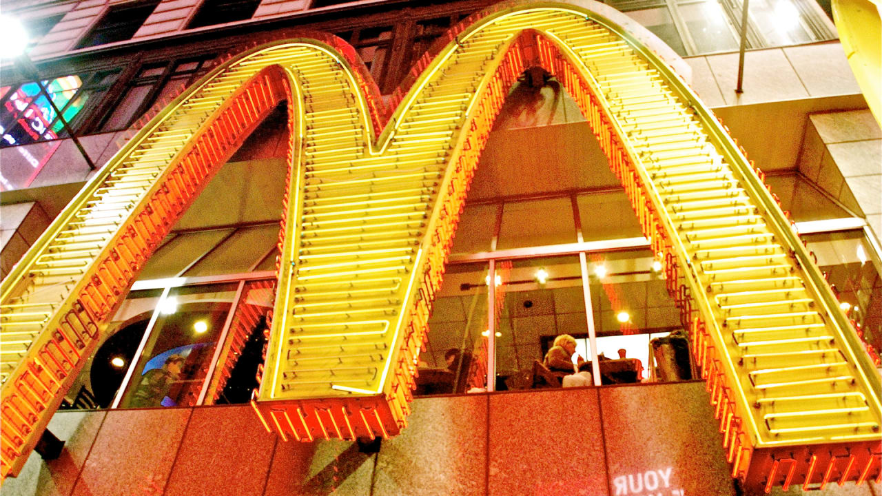 McDonald's corporate employees brace for a major U S  restructuring
