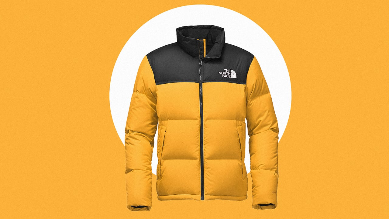 North Face is cutting waste by selling refurbished old coats 41df48309