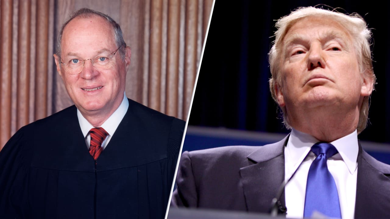 One word comes to mind when reading Justice Kennedy's retirement letter to Trump