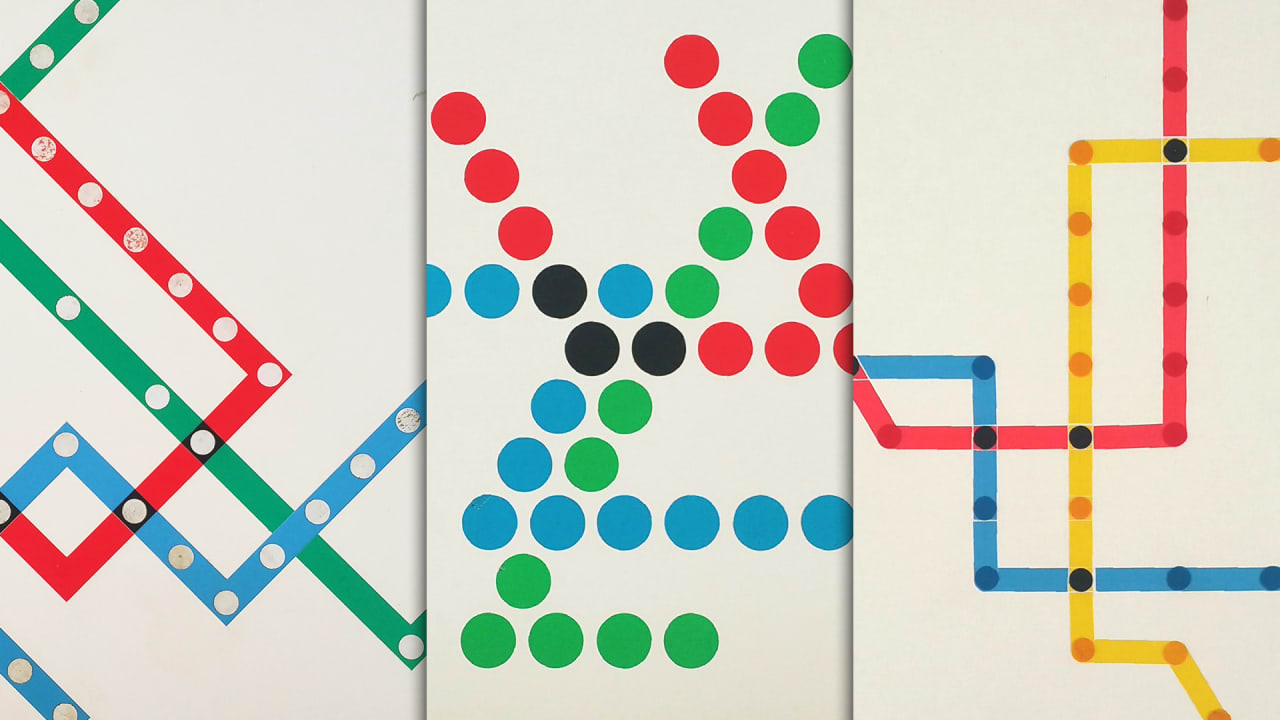 Subway Map Before Vignelli.A Peek At Massimo Vignelli S Glorious Forgotten Subway Maps