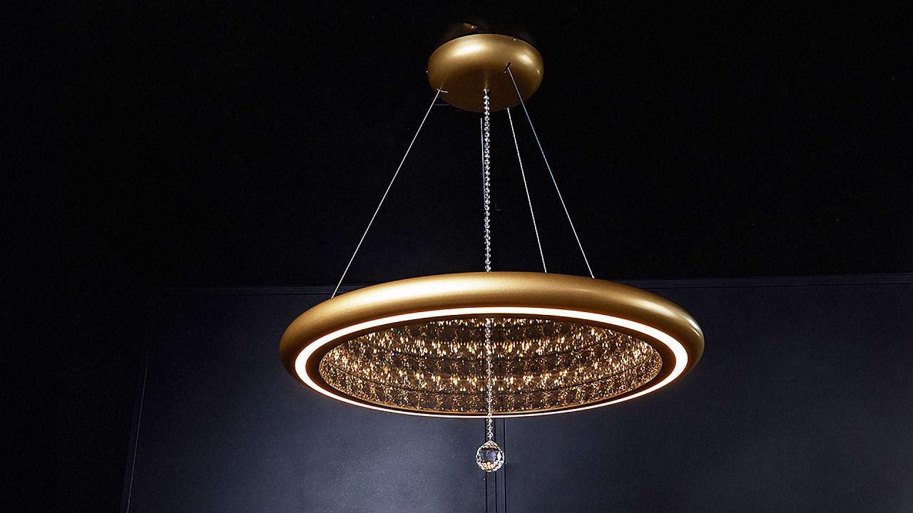 Ideo And Swarovski Reimagine The Art Of Lighting