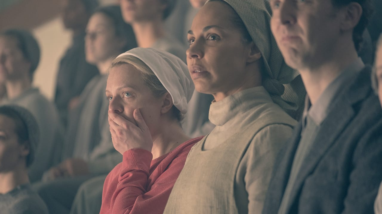 "11 WTF music cues from two seasons of ""The Handmaid's Tale"""