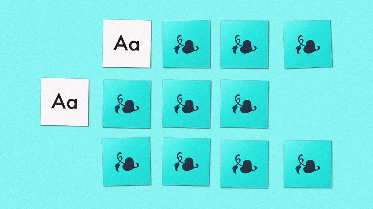 Fast company test your type knowledge with this handy game fancy yourself a typography buff this type memory game will make you look twice and thrice solutioingenieria Choice Image