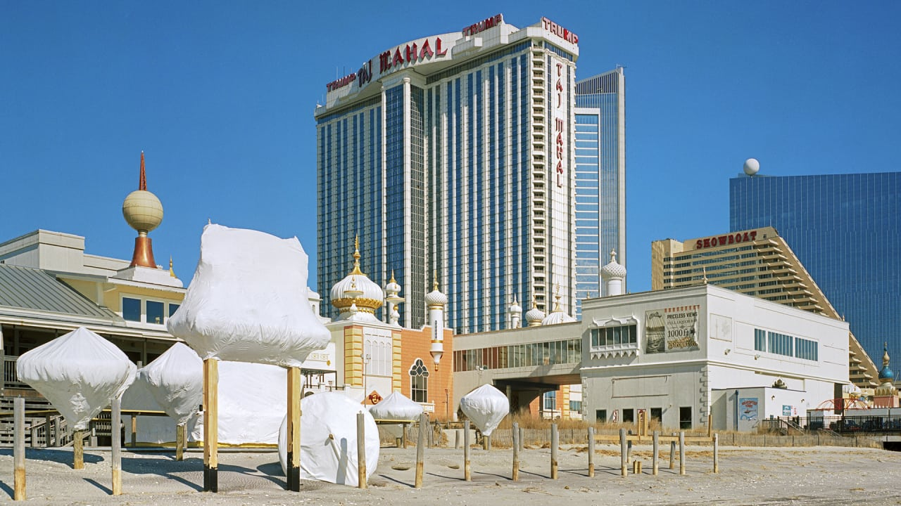 A bleak portrait of Trump's failed Atlantic City kingdom