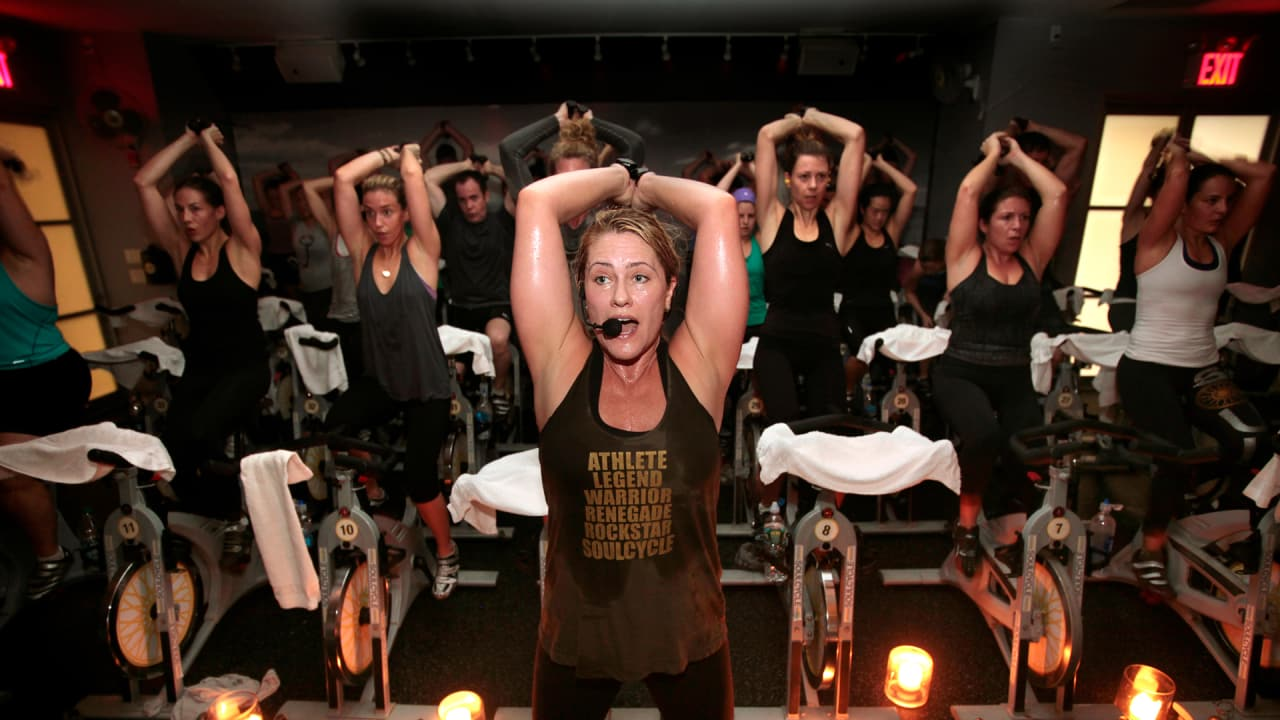 Equinox and SoulCycle are launching a talent agency for fitness influe