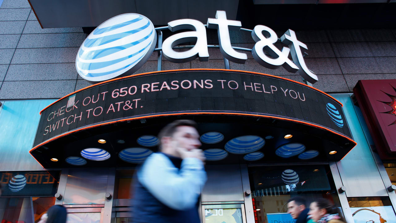 Everything AT&T has Done in 3 Weeks to Take on Facebook and Netflix